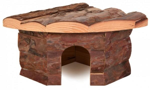 Trixie Hamsterhaus Jesper Eckhaus, 21x10x15/15 cm